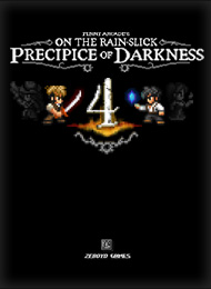 On The Rain-slick Precipice of Darkness Four